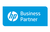 Logotipo Business Partner HP