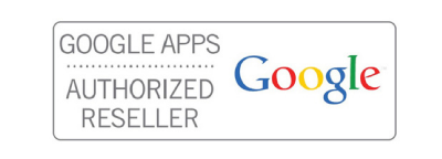 Logótipo Google Apps Reseller da Step Ahead Consulting